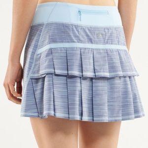Lululemon Pace Setter Skirt size 10